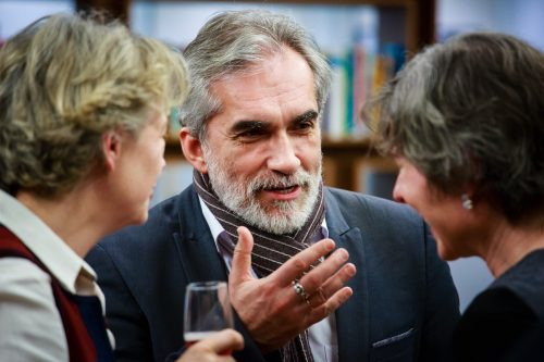 Professor Yaroslav Hrytsak, Ukrainian Catholic University, Lviv, Ukraine.