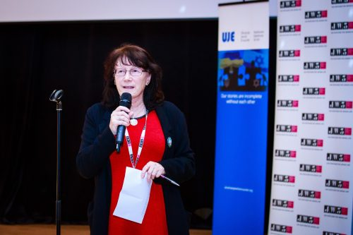 Judy Trotter, Head of Education, Jewish Community Centre JW3, London.