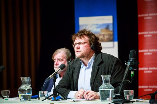 Peter Pomerantsev, Senior Fellow, London School of Economics Institute of Global Affairs.