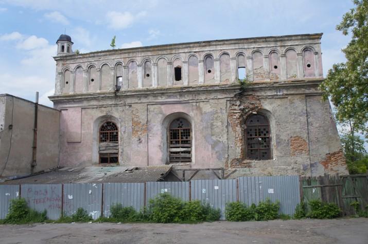 10 synagoga zhovkva