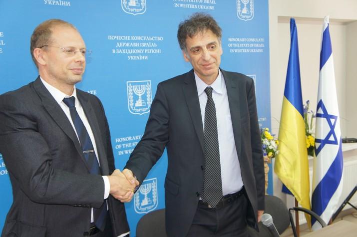 2 Oleg Vishnyakov Eliav Belocerkovsky Lviv 2015