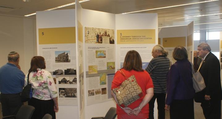 3-UJE Exhibit at Schwartz-Reisman Centre Vaughan