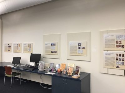 "From the exhibition ""Hasidism on the Territory of Ukraine"" on display at the Jewish Community Library in San Francisco between October 17-December 10, 2017."