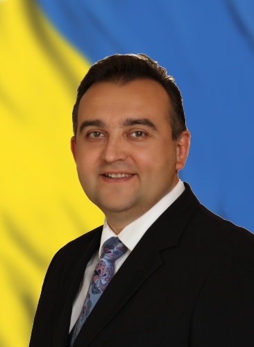 Ambassador of Ukraine in Israel Hennady Nadolenko photo