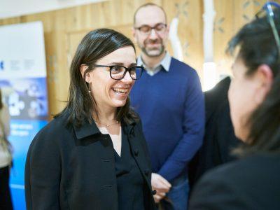 Larisa Galadza, Ambassador of Canada to Ukraine.