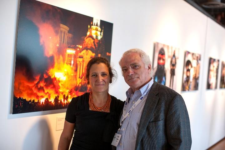 Berel Rodal&Christina Freedland