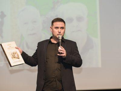 Владислав Гриневич – регіональний менеджер Ukrainian Jewish Encounter в Україні. 12 квітня 2019 року, Одеса.