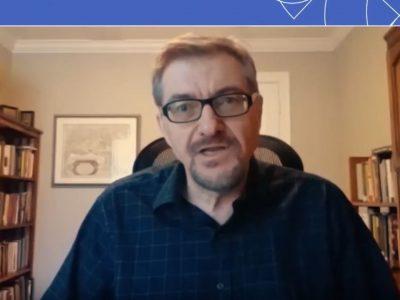 Сергій Плохій, член ради директорів UJE.