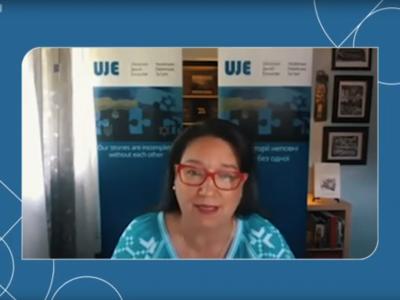 Наталія Федущак, директор з комунікацій UJE.