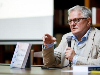 Author Grzegorz Gauden.
