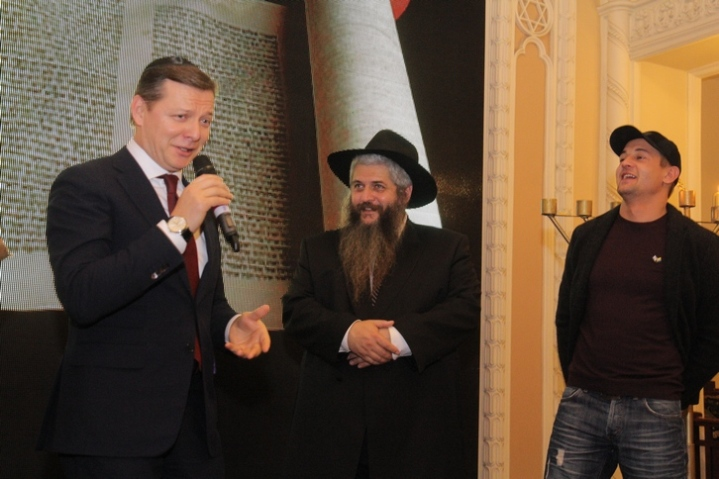 Hanuka Brodsky Synagogue 2015 MP Lyashko Azman 1