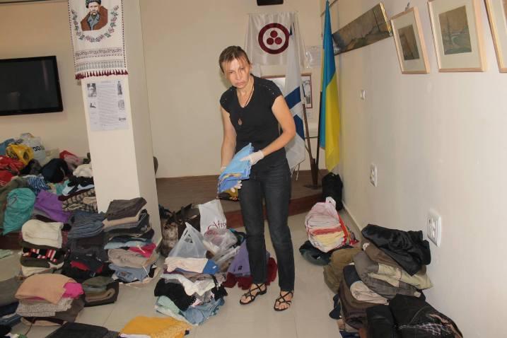 IFU warm cloth for Ukraine 9