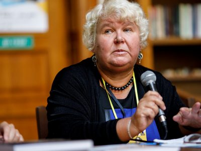 Author Irina Meleshkina