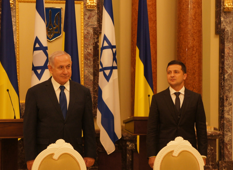 Netanyahu In Kyiv The Personal Reflections Of An Israeli