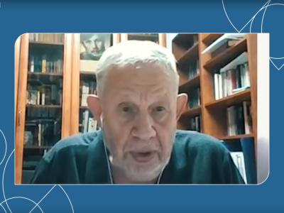 Перекладач з івриту романів Агарона Аппельфельда «Катерина» і «Квіти пітьми» Віктор Радуцький (Ізраїль).