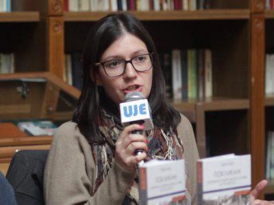 Модераторка Анастасія Негруцька