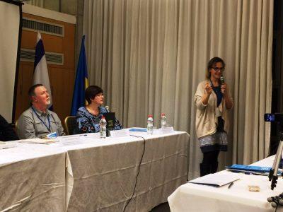 Анна Жарова, співзасновник ініціативи «Israeli Friends of Ukraine».