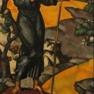 Theophile Frayerman. Prophet 1919.