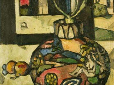 Theophile Frayerman. Vase.