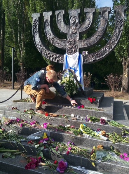young-israelis-on-the-75th-anniversary-of-babyn-yar